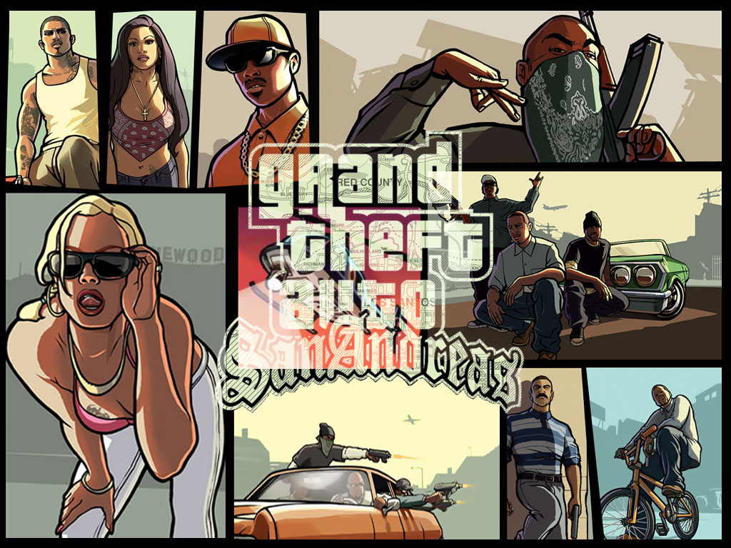 1Gta San Andreas Full Game Free Download